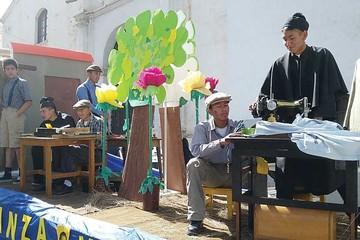 Bicentenario: Destacan figura de San Juan Bosco