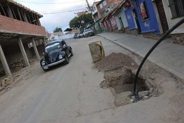 Luego de dos meses abren circulación en la Mauro Núñez