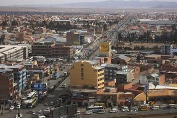 Atracan un local en El Alto y dejan muerta a una persona