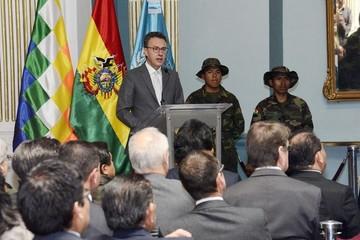 ONU felicita a Bolivia por la reducción continua de cultivos de coca