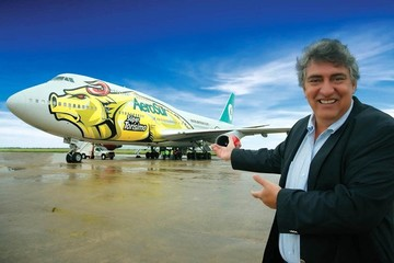 Ex presidente de Aerosur, Humberto Roca, es sentenciado a cinco años de cárcel