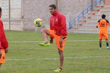 """Ferrón y Carboni presentan leves lesiones en la """"U"""""""