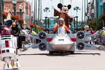 """Disney planea construir parques temáticos de """"Star Wars"""""""