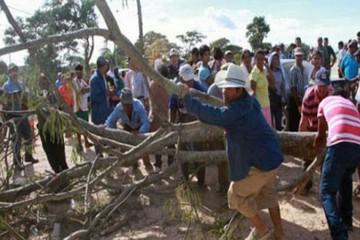 Guaraníes de Takovo Mora se abren a iniciar diálogo