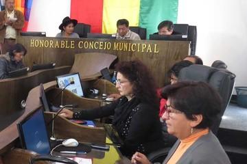 El Concejo agenda la Carta Orgánica para este sábado