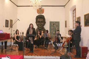 Cárdenas presenta su investigación musical