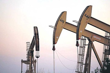 El petróleo de Texas cierra en $us 40,45