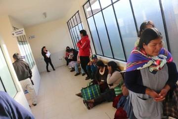 Cambio de personal genera impasse en centro de salud