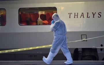 Llevan a París a atacante de tren de Thalys