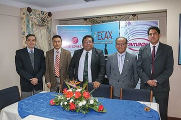 Posesión Sociedad Boliviana de Otorrinolaringología