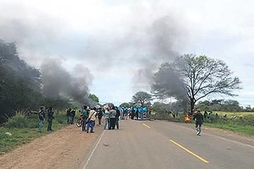 """Gobierno acusa a guaraníes de """"extorsionar"""" al Estado"""