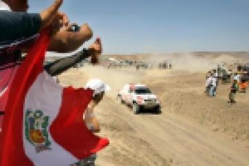 Perú cancela su participación en el Dakar 2016 por el Fenómeno del Niño