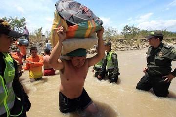 Colombia advierte crisis humanitaria