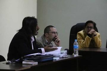Vocales ratificaron pena  por asesinato a Abastoflor