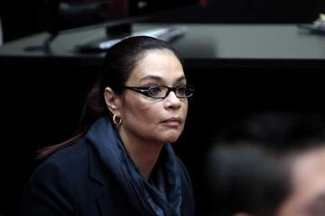 Guatemala: Detención para la ex vicepresidenta