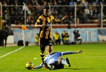 El Tigre ruge  en el clásico y  devora a Bolívar