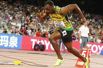 Usain Bolt desafía a Gatlin