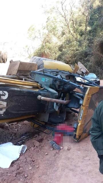 Chaco: Trabajador fallece aplastado por su tractor