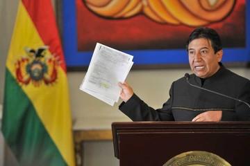 El Gobierno no descarta llevar a Chile a arbitraje