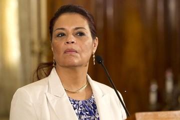Aplazan traslado de prisión de ex vicepresidenta de Guatemala