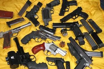 Registro voluntario de armas de fuego se inicia el martes a nivel nacional
