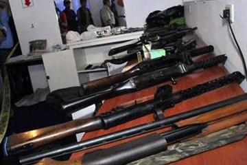 Comienza el registro voluntario de armas en las nueve capitales