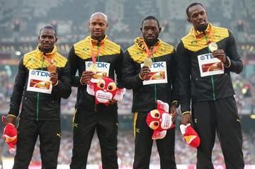 Bolt y Schippers reinan en un Mundial de roles cambiados
