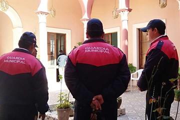 La Alcaldía no renovará contratos a 90 guardias