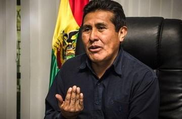 Cocarico juramenta a Eugenio Rojas como Director del Fondo de Desarrollo Indígena
