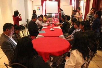 Fijan siete tareas contra violencia infantil en Sucre