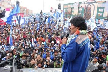"""MAS opta por """"vía rápida"""" para aprobar la reforma"""