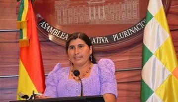La oposición sugiere al MAS  mujeres vicepresidenciables