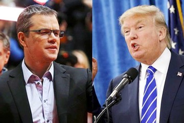 """Matt Damon califica de """"xenófobo"""" y """"deshumanizante"""" el discurso de Trump"""