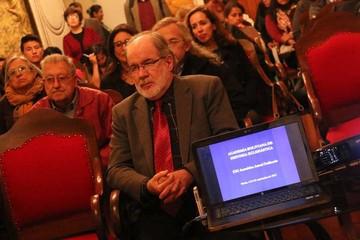 Pedro Querejazu aborda la historia del arte en Sucre