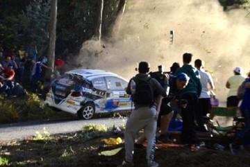 España: Al menos seis muertos y 16 heridos en un rally en A Coruña