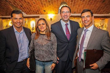 La Boliviana Ciacruz Seguros  posesiona a su nueva Gerenta Regional en Sucre
