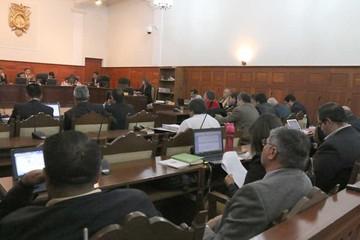 Misiles: Deciden seguir el juicio y excluyen a Lima
