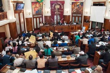 El MAS no ve necesario debate en la Asamblea