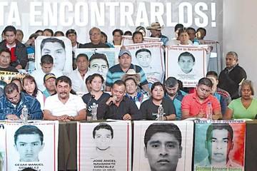 La CIDH tumba versión oficial en caso Ayotzinapa