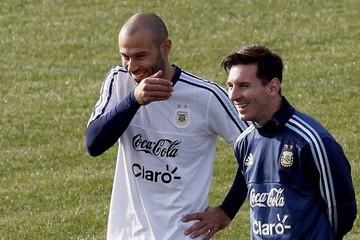 Argentina enfrenta a México en segundo amistoso de su gira