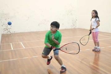 Raquet clausura torneo