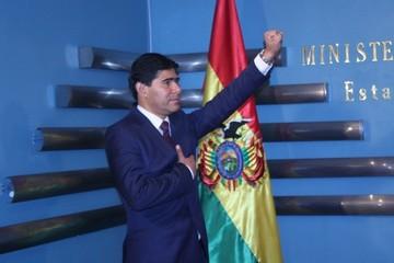 Jorge Pérez dejará el Viceministerio de Gobierno