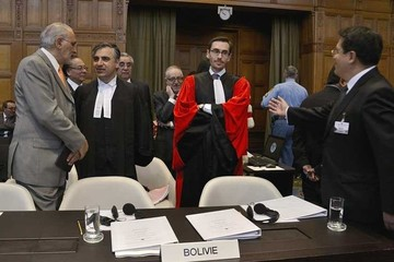 Mar: CIJ leerá su veredicto sobre la impugnación chilena este 24