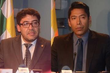 Elio y Aparicio, nuevos viceministros de Romero