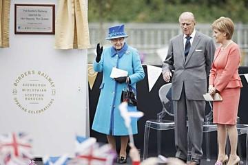 Isabel II hace historia en el trono del Reino Unido