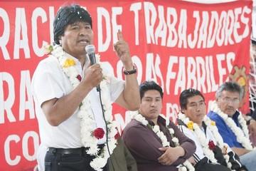 Evo Morales asegura que La Haya juzgará en bien de los bolivianos