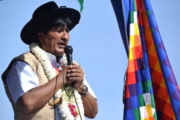 Evo Morales dice que no es dictadura que vuelva a ser candidato a la Presidencia