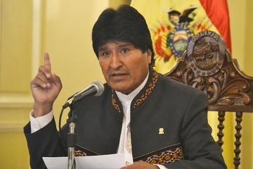 """Morales dice que resolución de ONU sobre deuda es un """"fuerte golpe"""" al FMI"""