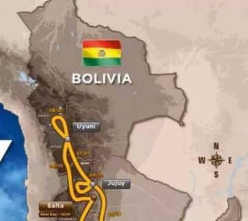 La Paz quedaría sin Dakar
