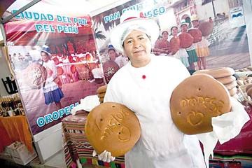 El pan chuta peruano, una mezcla de dos costumbres